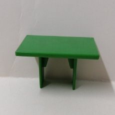 Playmobil: PLAYMOBIL, MESA VERDE CARAVANA BARCO CIUDAD CAMPING. Lote 151577636