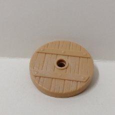 Playmobil: PLAYMOBIL, 1 RUEDA ARIETE VIKINGO ROMANO MEDIEVAL CASTILLO MADERA. Lote 151577786