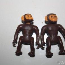 Playmobil: PLAYMOBIL MONOS. Lote 152388642
