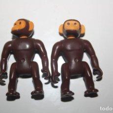 Playmobil: PLAYMOBIL MONOS. Lote 152388686