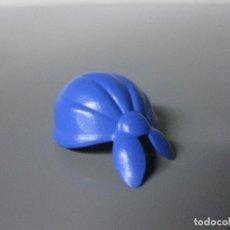 Playmobil: PLAYMOBIL PAÑUELO DE GOMA PIRATA CABEZA. Lote 176257037