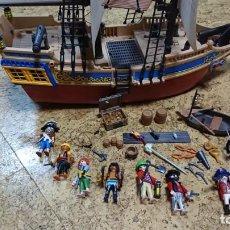 Playmobil: BARCO PIRATA PLAYMOBIL, 4290, TRIPULACIÓN LIBRE. Lote 154542942