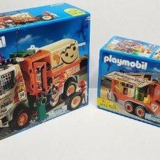 Playmobil: PLAYMOBIL CAMION DAKAR 4420 442. Lote 154572358