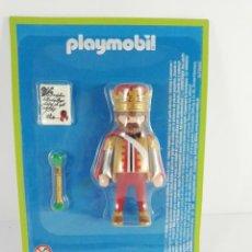 Playmobil: FIGURA REI MEDIEVAL ALTAYA PLAYMOBIL. Lote 156265610