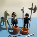 Playmobil: LOTE DOS PLAYMOBIL Y CABALLO6. Lote 155319434