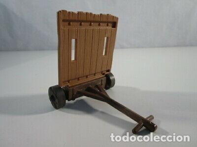 Playmobil: Playmobil-Parapero De Asedio Castillo Para Guerrero Medieval. - Foto 2 - 155323618
