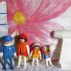 Playmobil: FAMILIA Y PIEZAS VELERO PLAYMOBIL 7349-AÑOS 80. Lote 155624066