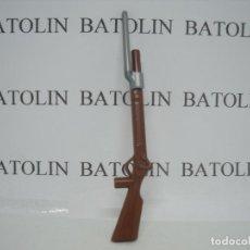 Playmobil: PLAYMOBIL RIFLE CON BAYONETA OESTE ARMAS ................. Lote 195153268