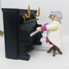 Playmobil - PLAYMOBIL Custom Wolfgang Amadeus Mozart con piano - 155940818