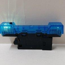 Playmobil: PLAYMOBIL, LUZ POLICÍA FURGÓN CAMIÓN SIRENA CIUDAD. Lote 156660356