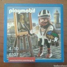 Playmobil: PLAYMOBIL 6107 DURERO EXCLUSIVO PRECINTADO A ESTRENAR. Lote 179243031