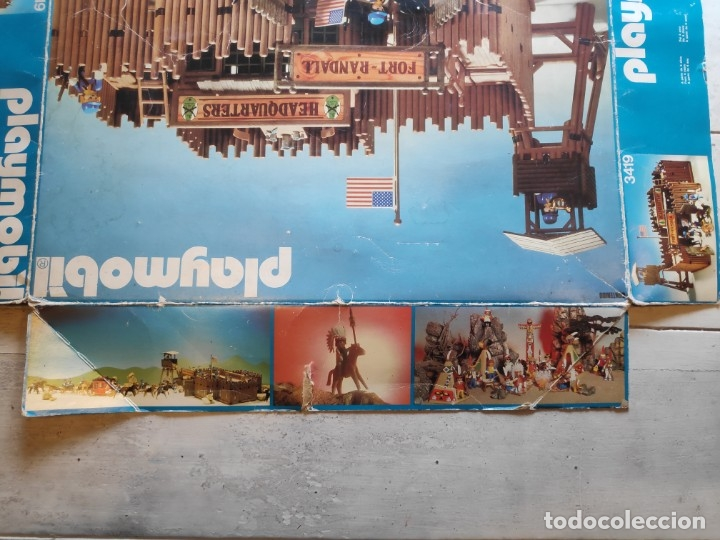 Playmobil: FORT RANDALL PLAYMOBIL, 3419 - Foto 34 - 138754546