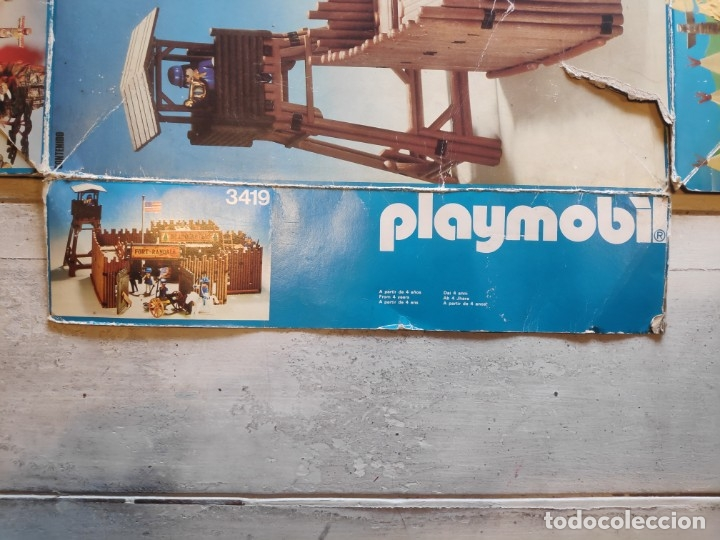 Playmobil: FORT RANDALL PLAYMOBIL, 3419 - Foto 35 - 138754546