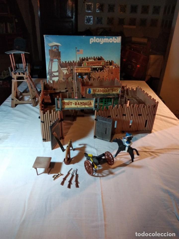 Playmobil: FORT RANDALL PLAYMOBIL, 3419 - Foto 2 - 138754546
