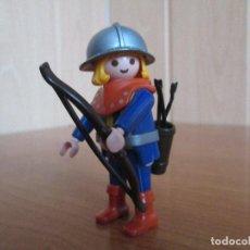 Playmobil: PLAYMOBIL: 1 SOLDADO ARQUERO MEDIEVAL. Lote 159657366