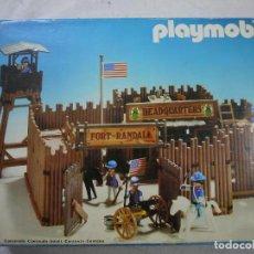 Playmobil: PLAYMOBIL 3419 FORT RANDALL . Lote 159786150