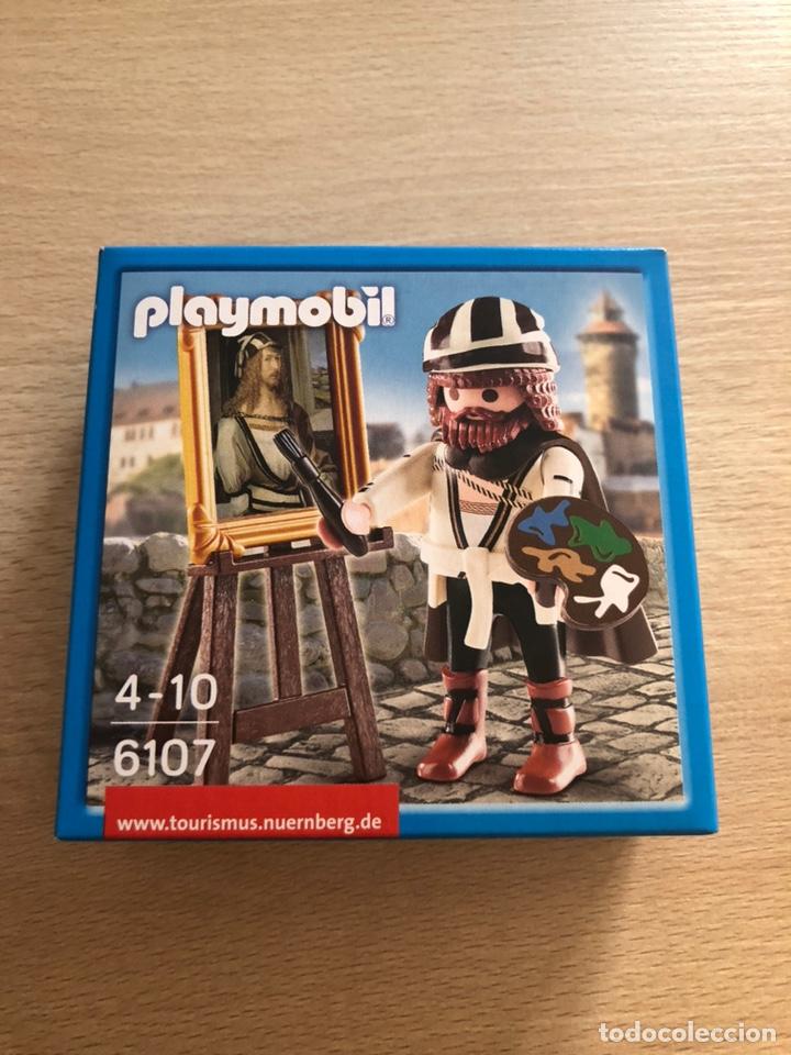 PLAYMOBIL. CAJA SIN ABRIR. PINTOR. DURERO. REF. 6107. (Juguetes - Playmobil)