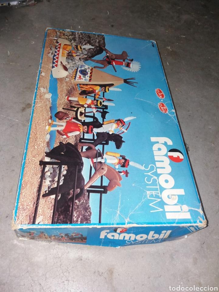 Playmobil: Famobil 3406+Fort Randall+Oeste en caja original - Foto 6 - 160606102