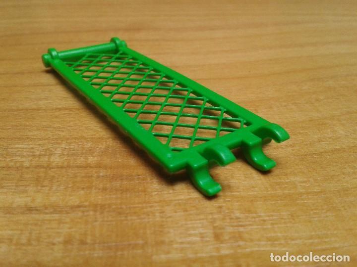 Playmobil: Playmobil -- Puerta -- Valla -- Componente -- Verde - Foto 2 - 160610802