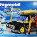 Playmobil: PLAYMOBIL 3693 COCHE VACACIONES ESQUI DEPORTES (ZCETA). Lote 160747274