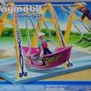 Playmobil: PLAYMOBIL 5553 BARCAS VOLADORAS CIRCO PARQUE DE ATRACCIONES (ZCETA). Lote 160753774