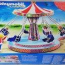 Playmobil: PLAYMOBIL 5548 CARRUSEL CIRCO PARQUE DE ATRACCIONES (ZCETA). Lote 160753946