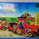 Playmobil: PLAYMOBIL 5549 TREN TURISTICO PARQUE DE ATRACCIONES (ZCETA). Lote 160754102