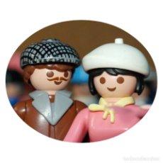 Playmobil: PLAYMOBIL VICTORIANO DUO CUSTOM SR. Y SRA MILLINGTON. Lote 161100354
