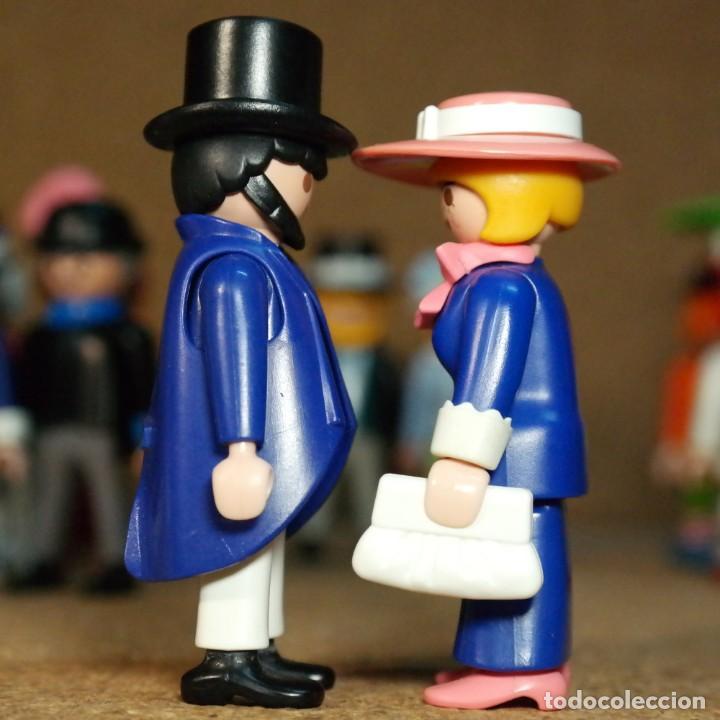 Playmobil: Playmobil Victoriano Sr. Y Sra. Lichfield Duo Custom - Foto 3 - 161102098