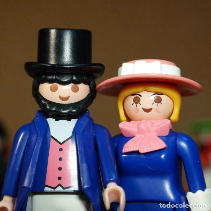 Playmobil: Playmobil Victoriano Sr. Y Sra. Lichfield Duo Custom - Foto 4 - 161102098