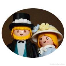 Playmobil: PLAYMOBIL VICTORIANO FRANCISCO Y MARIA ISIDORA DUO CUSTOM. Lote 161103138