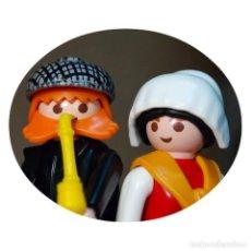 Playmobil: PLAYMOBIL VICTORIANO SIMON Y RACHEL PIOTROWSKY DUO CUSTOM. Lote 161104662