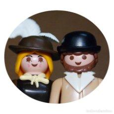 Playmobil: PLAYMOBIL SR. Y SRA HOOPER DUO CUSTOM VICTORIANO. Lote 176145325