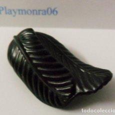 Playmobil: PLAYMOBIL C060 PLUMA PARA CASCO MEDIEVAL NEGRO. Lote 161120758