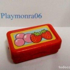 Playmobil: PLAYMOBIL C051 CAJITA ALIMENTOS COMIDA FRUTA FRESAS IDEAL COMPLETAR ESCENAS. Lote 161128370