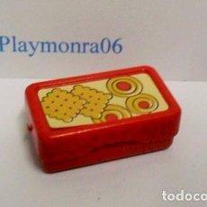 Playmobil: PLAYMOBIL C051 CAJITA ALIMENTOS COMIDA GALLETAS IDEAL COMPLETAR ESCENAS. Lote 161128742