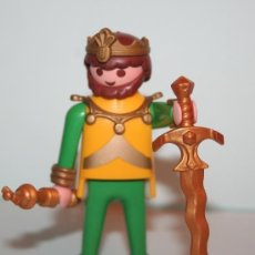 Playmobil: PLAYMOBIL MEDIEVAL FIGURA REY DEL CASTILLO. Lote 172060037