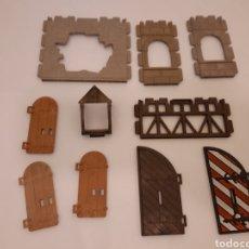 Playmobil: STECK MEDIEVAL LOTE VARIADO PLAYMOBIL. Lote 161249178