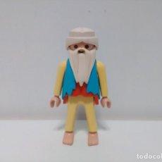 Playmobil: PLAYMOBIL FIGURA NAUFRAGO, ISLA TESORO. Lote 161264018