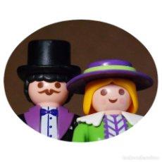 Playmobil: PLAYMOBIL VICTORIANO SR. Y SRA. MURPHY DUO CUSTOM . Lote 161604802