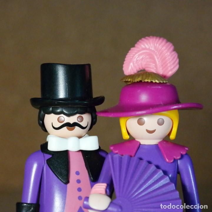 Playmobil: Playmobil Victoriano Sra Y Sr Meggers Duo Custom - Foto 2 - 161604838
