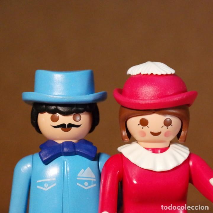 Playmobil: Playmobil Victoriano Sra Y Sr Caffrey Duo Custom - Foto 2 - 161604874
