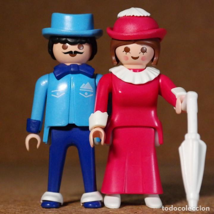 Playmobil: Playmobil Victoriano Sra Y Sr Caffrey Duo Custom - Foto 3 - 161604874