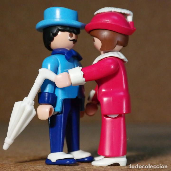 Playmobil: Playmobil Victoriano Sra Y Sr Caffrey Duo Custom - Foto 4 - 161604874