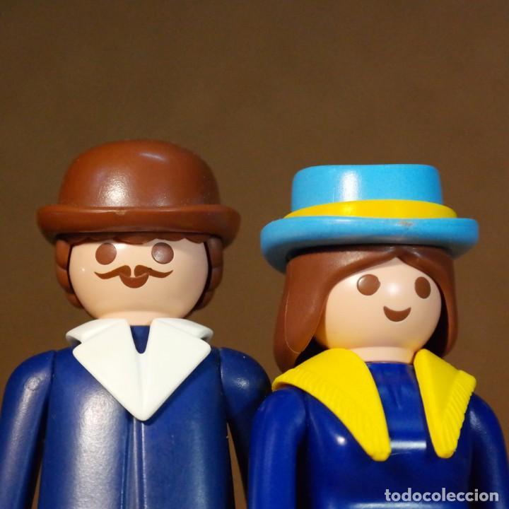 Playmobil: Playmobil Victoriano Sra Y Sr Lothers Duo Custom - Foto 2 - 161604902