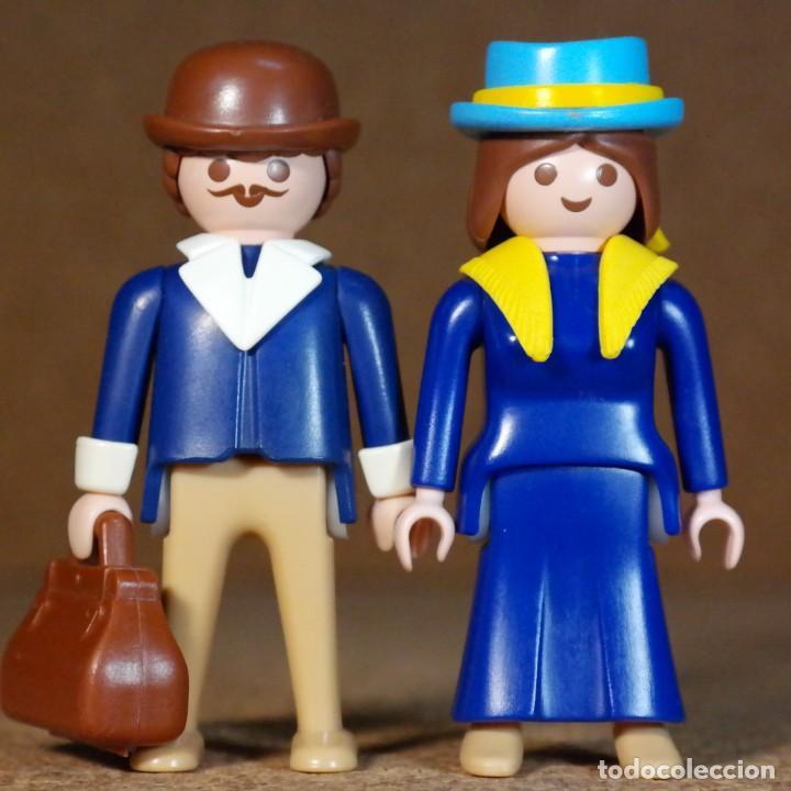 Playmobil: Playmobil Victoriano Sra Y Sr Lothers Duo Custom - Foto 3 - 161604902