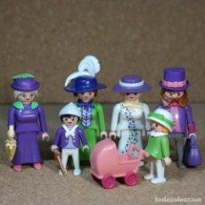 Playmobil: PLAYMOBIL FAMILIA AXTON, VICTORIANO MANSION 5300. Lote 161605102