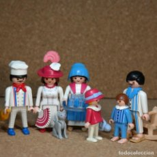 Playmobil: PLAYMOBIL VICTORIANO FAMILIA STOPFORD CUSTOM. Lote 161605130