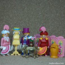 Playmobil: PLAYMOBIL VICTORIANO SR. Y SRA GREY Y SRA. RYDER CUSTOM . Lote 161605142