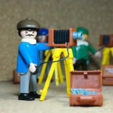 Playmobil: PLAYMOBIL VICTORIANO FOTOGRAFO CUSTOM. Lote 161783086